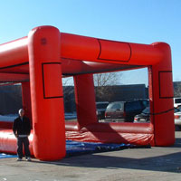 Batting Cage Inflatable