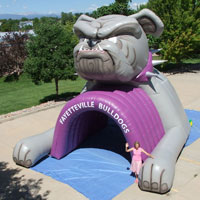 Bulldog Inflatable Tunnel