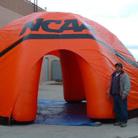 NCAA Inflatable Pavilion