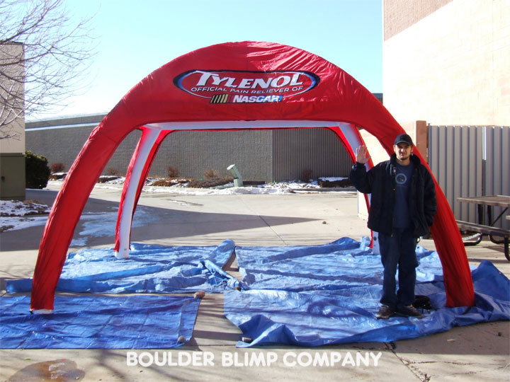 Tylenol Sealed Air Inflatable Tent & Product Launch Archives - Page 2 of 3 - | Page 2