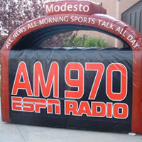 ESPN Radio Balloon