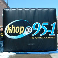 KHOP Radio Billboard