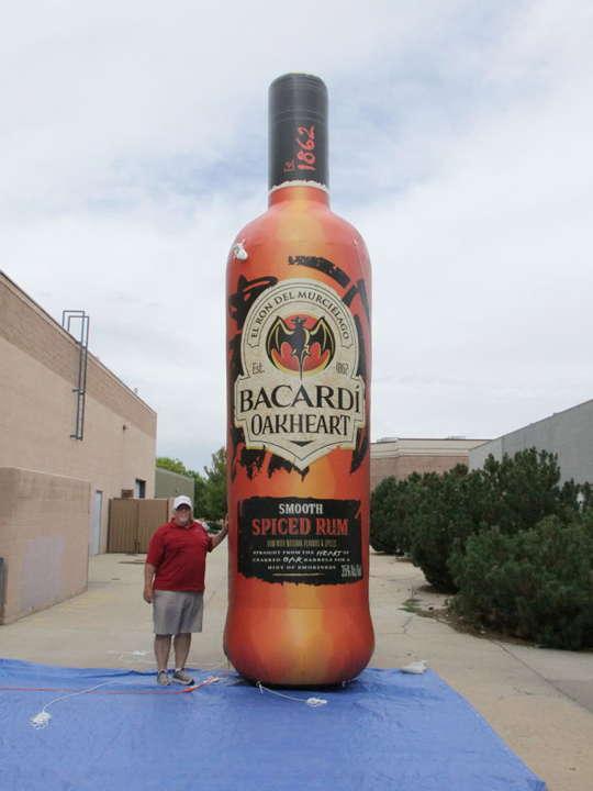 Custom Inflatable Can Beer Bottle Label Beverage Page 2