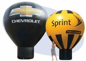 Hot Air Balloons Shapes