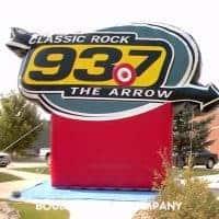 Radio Inflatable Billboard