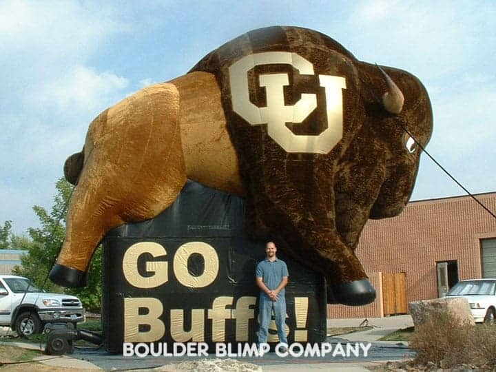 Advertising Inflatables For Your Sports Events Boulder