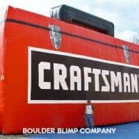 Craftsman Inflatable Toolbox