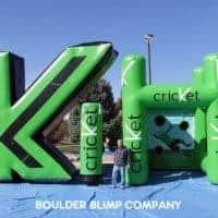 Cricket Custom Inflatables