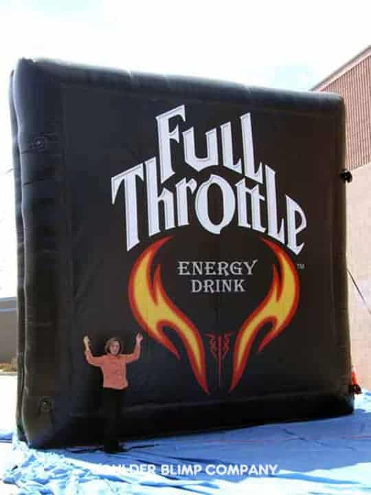 Inflatable Advertising For Your Beverage Brand Boulder