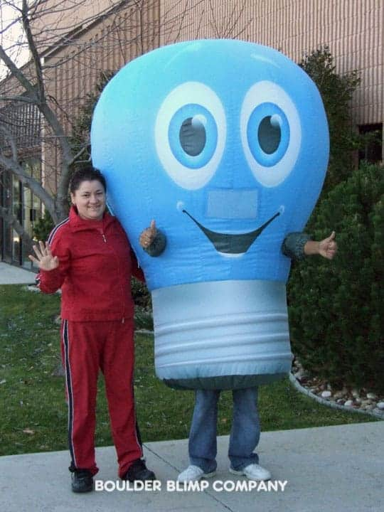 Inflatable Costumes For All Of Your Advertising Needs