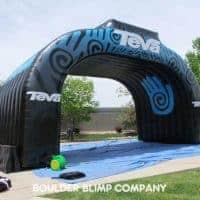 TEVA Inflatable Tunnel