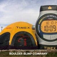 Timex Custom Inflatables