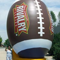 iHigh Football Inflatable Football Sports Inflatable