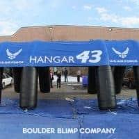 Inflatable Hanger 43