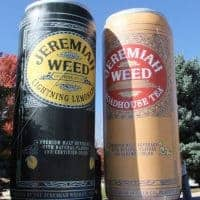Jeremiah Weed Inflatable Cans
