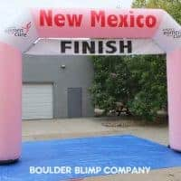 New Mexico Komen Inflatable Archway