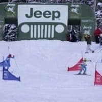 Jeep Ski Event