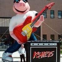 KSHE Pig Radio Inflatable