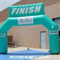 Eident Amica Finish Inflatable Arch