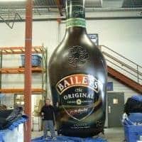 Baileys Inflatable Bottle