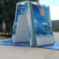 NFL Inflatable Tunnel