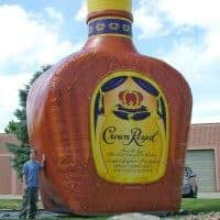 Crown Royal Inflatable