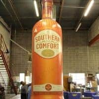 Southern Comfort Bottle Inflatable