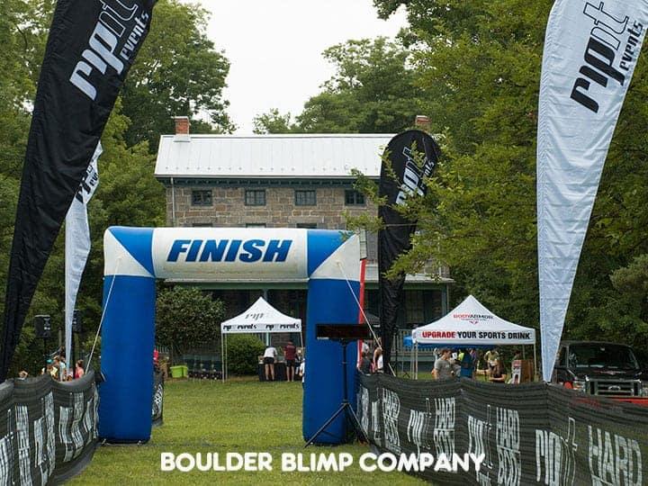 Inflatable Arches for your next race! - Boulder Blimp Company