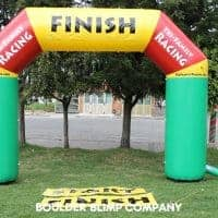 TriFamily Events Inflatable Arch