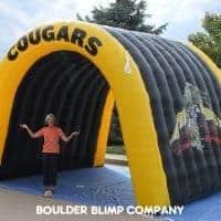 Coronado High School Cougars Inflatable Tunnel