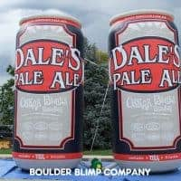 Dales Pale Ale Inflatable Beer Can