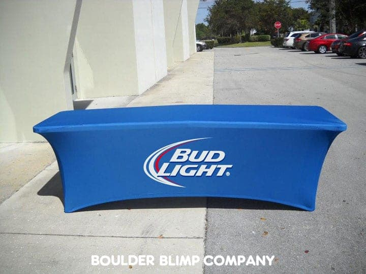 Superieur Bud Light Table Cover