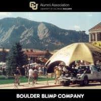 CU Boulder Inflatable Pavilion