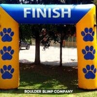 Pulmonary and Critical Inflatable Finish Arch