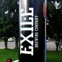 Exile Brewing 15ft Zoltan Can Side 2