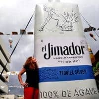 El Jimador Tequila Inflatable Bottle