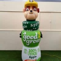 Good2Grow Apple Juice Bottle