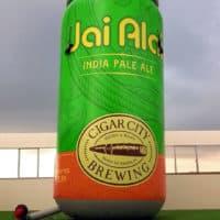 Cigar City Brewing Jai Alai Can