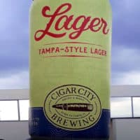 Cigar City Lager Can