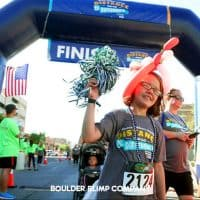 Phoenix Childrens Hospital Distance for the Difference Nonprofits Inflatable Race Arch