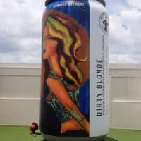 Atwater Brewery - Dirty Blond can product replica